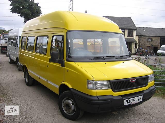 Б/у кузов для автобуса LDV Convoy- объявление о продаже  в Тернополе
