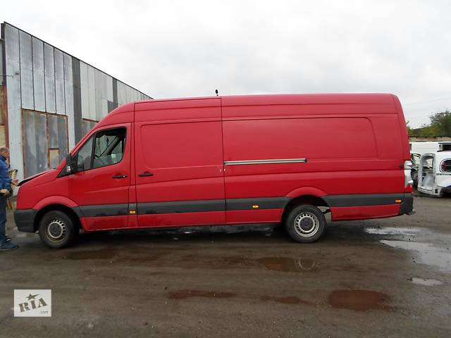 Б/у Кузов для автобуса Volkswagen Crafter Фольксваген Крафтер 2.5 TDI 2006-2012- объявление о продаже  в Рожище
