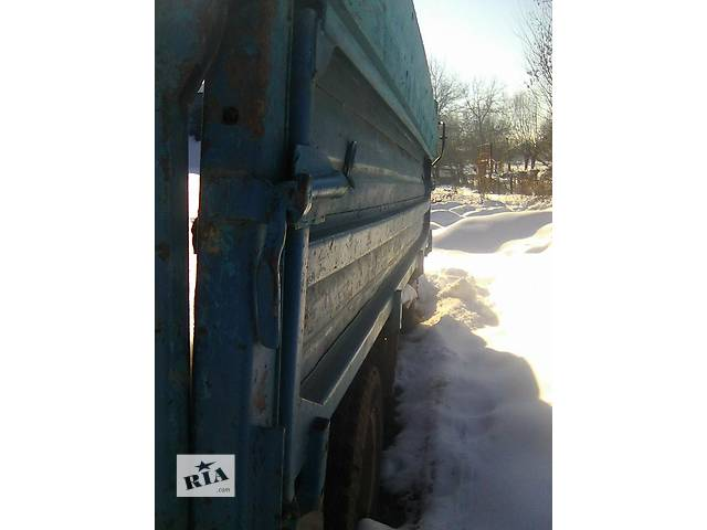 Б/у кузов для грузовика ГАЗ 53 самосвал- объявление о продаже  в Черновцах