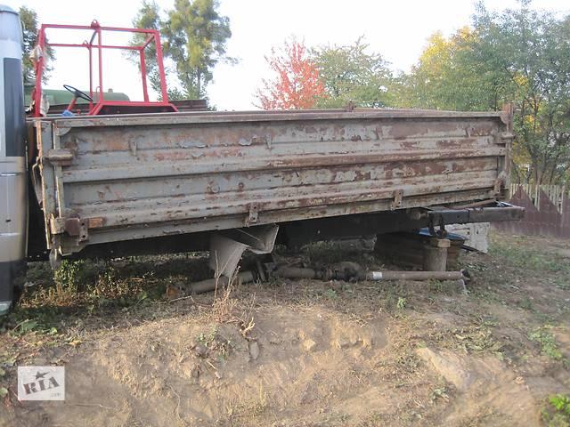 Б/у кузов для грузовика ГАЗ 53- объявление о продаже  в Хмельнике
