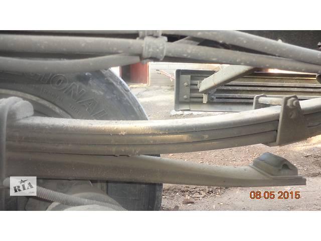 бу Б/у кузов для грузовика MAN 8.163 в Тернополе