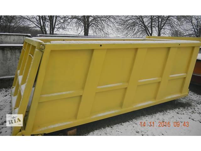бу Б/у кузов для грузовика МАЗ 551605 в Лубнах