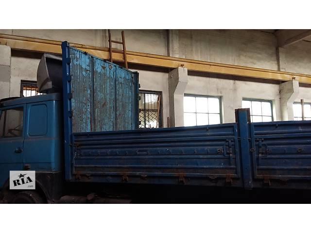 Б/у кузов для грузовика МАЗ- объявление о продаже  в Камне-Каширском
