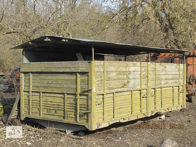 продам Б/у кузов для грузовика МАЗ бу в Тернополе