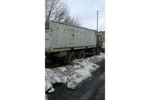 б/у Кузова автомобиля КамАЗ 53212