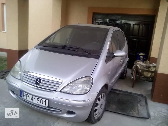 продам Б/у кузов для хэтчбека Mercedes A 170 бу в Ивано-Франковске