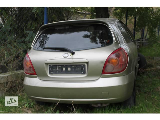 бу Б/у кузов для хэтчбека Nissan Almera в Белгороде-Днестровском
