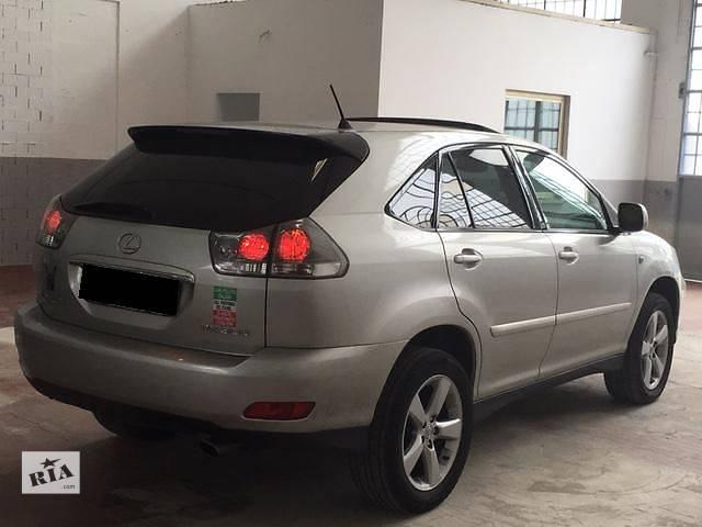 продам Б/у кузов для кроссовера Lexus RX бу в Киеве