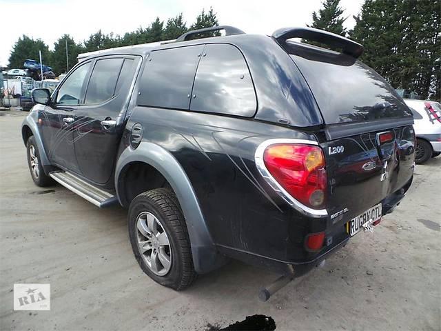Б/у кузов для кроссовера Mitsubishi L 200- объявление о продаже  в Ровно