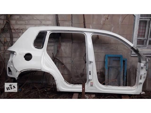 Б/у кузов для кроссовера Volkswagen Tiguan- объявление о продаже  в Запорожье