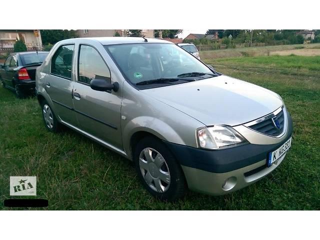 Б/у кузов для легкового авто Renault Dacia Logan- объявление о продаже  в Львове
