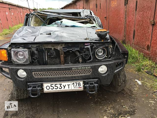 бу Б/у кузов для легкового авто Hummer  битый  в Киеве