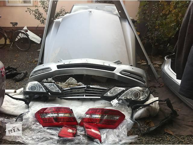 бу Б/у кузов для легкового авто Mercedes E-Class в Ровно
