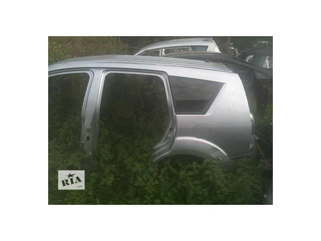продам Б/у кузов для легкового авто Mitsubishi Outlander XL бу в Ровно