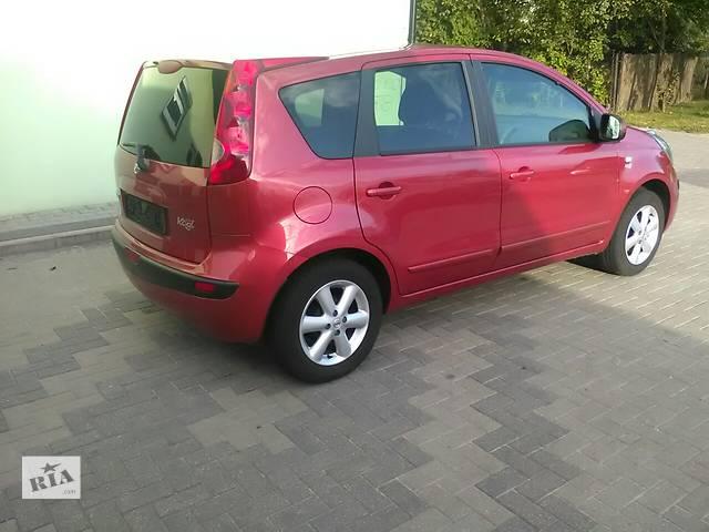 продам Б/у кузов для легкового авто Nissan Note бу в Львове