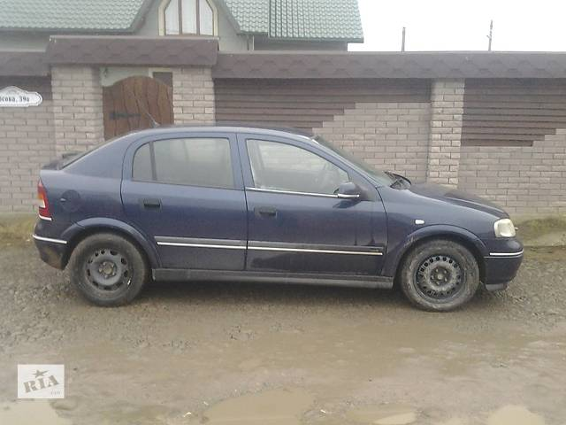 продам Б/у кузов для легкового авто Opel Astra G бу в Коломые