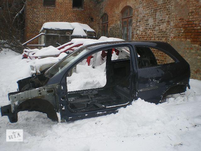 бу Б/у кузов для легкового авто Opel Corsa в Умани