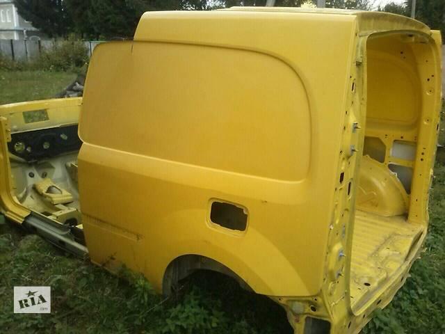продам Б/у кузов для легкового авто Renault Kangoo бу в Ивано-Франковске