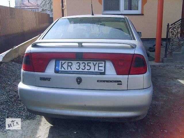 продам Б/у кузов для легкового авто Seat Cordoba 1998 бу в Львове