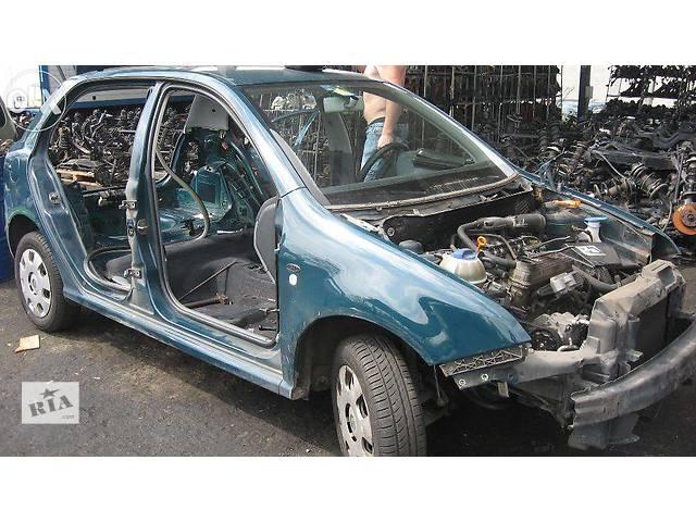 бу Б/у кузов для легкового авто Skoda Fabia в Львове