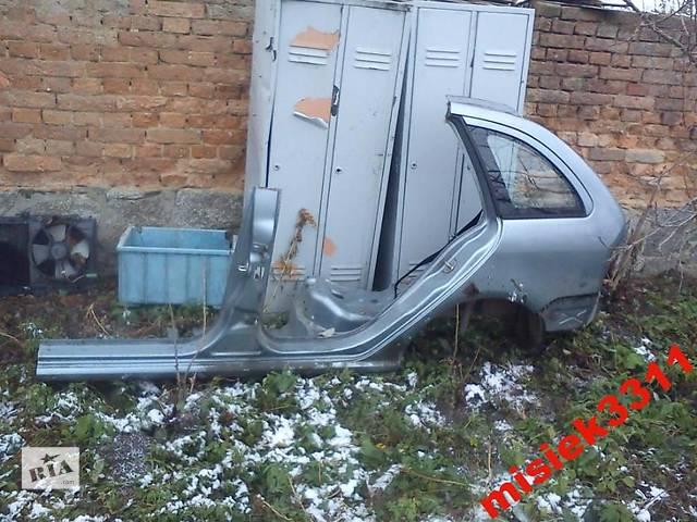 Б/у кузов для легкового авто Skoda Fabia- объявление о продаже  в Львове