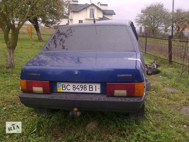 бу кузов задня часть ваз 21099 в Львове