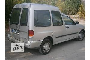 б/у Кузов Volkswagen Caddy