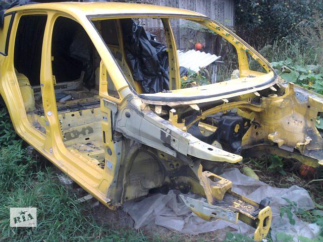 продам Б/у кузов для легкового авто Volkswagen Touran 2005 бу в Бродах (Львовской обл.)