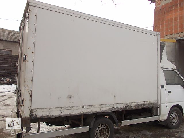 бу Б/у кузов для микроавтобуса Mitsubishi L 300 1997 в Ровно