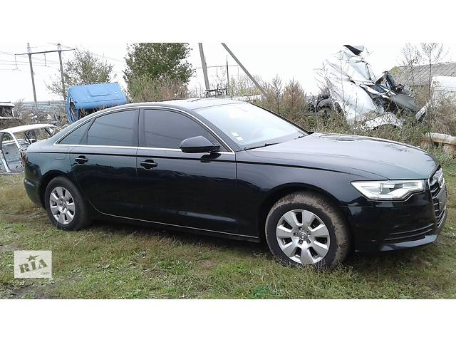 Б/у кузов для седана Audi A6C7- объявление о продаже  в Львове