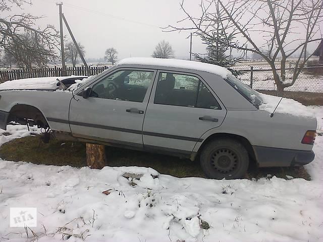 Б/у кузов для седана Mercedes 124- объявление о продаже  в Вараше (Кузнецовск)