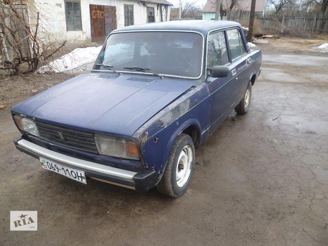 Б/у кузов для седана ВАЗ 2105 1986- объявление о продаже  в Знаменке