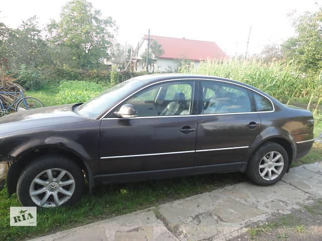 купить бу Б/у кузов для седана Volkswagen Passat B5 в Самборе