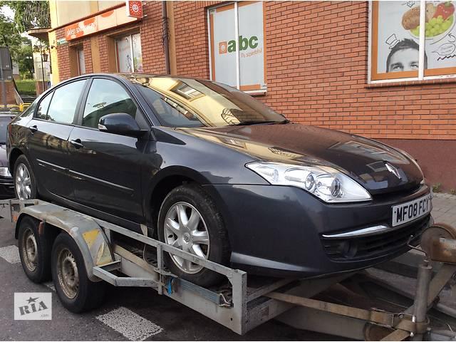 продам Б/у кузов для универсала Renault Laguna III бу в Луцке