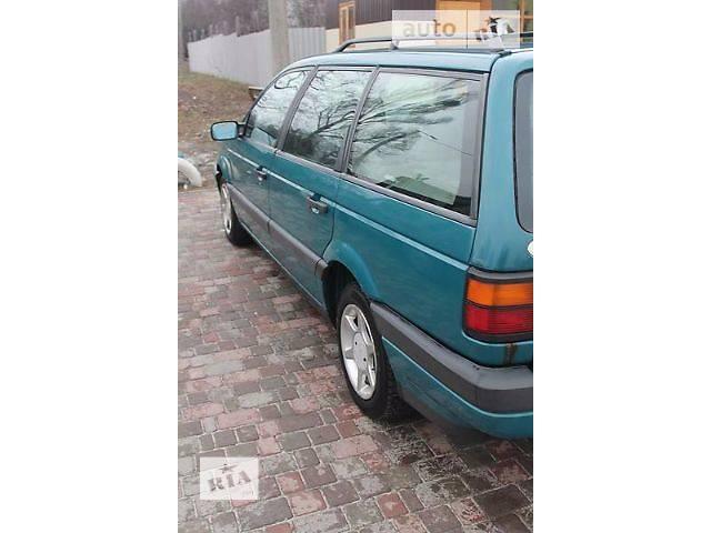 купить бу Б/у кузов для универсала Volkswagen Passat B3 1991 в Харькове