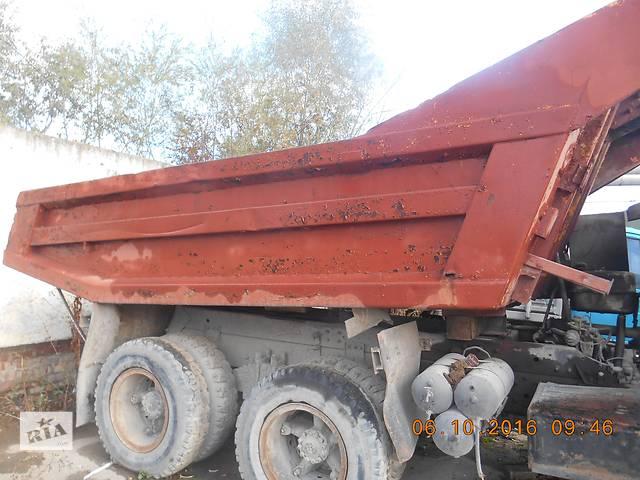 продам Б/у кузов для грузовика КамАЗ 5511 бу в Ивано-Франковске