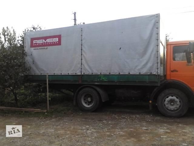 Б/у кузов для грузовика Mercedes 1413- объявление о продаже  в Долине (Ивано-Франковской обл.)