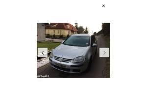 б/у Кузова автомобиля Volkswagen Golf V
