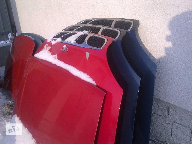 Б/у капот для легкового авто Daewoo Lanos- объявление о продаже  в Городке (Львовской обл.)