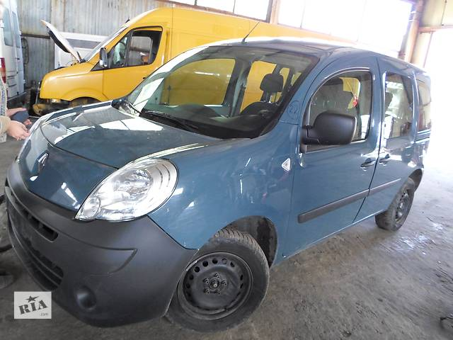 купить бу Б/у Кузов (крило, капот, двері, бампер) Рено Кенго 2 Renault Kangoo в Луцке