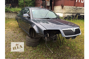 б/у Кузова автомобиля Skoda SuperB