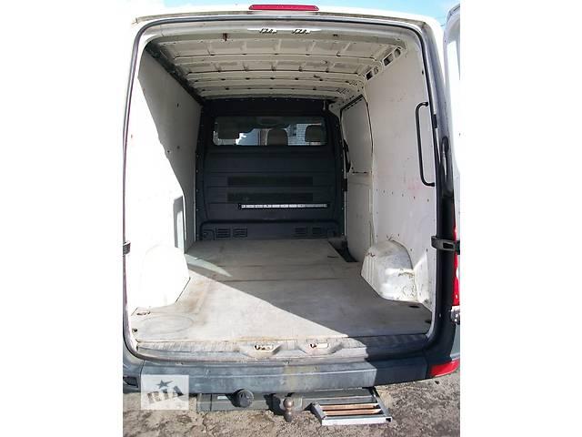 Б/у Кузов Внутренние компоненты Пол Підлога ориг. Volkswagen Crafter Фольксваген Крафтер 2.5 TDI 2006-2010- объявление о продаже  в Луцке