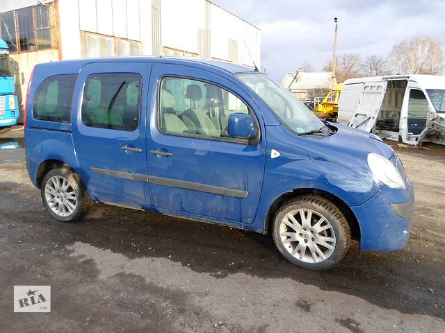 продам Б/у Кузов (все части) пасс. груз. Renault Kangoo,Рено Канго,Кенго2 2008-2012 бу в Рожище
