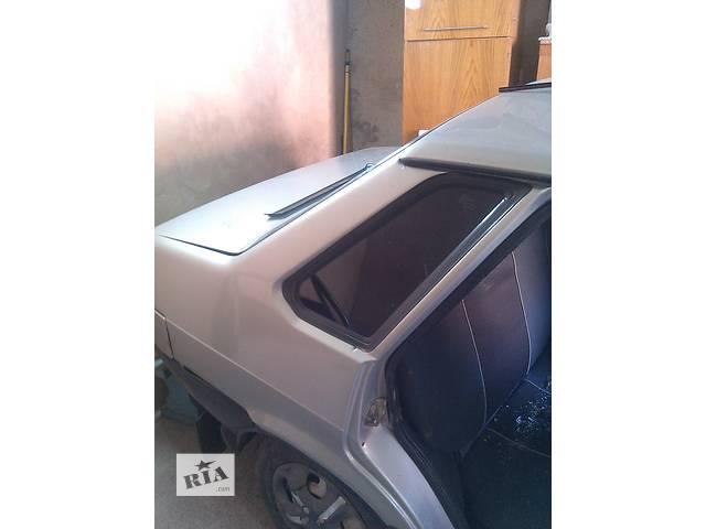 бу Б/у кузов задняя панель, четверть для седана ВАЗ 21099 в Ровно