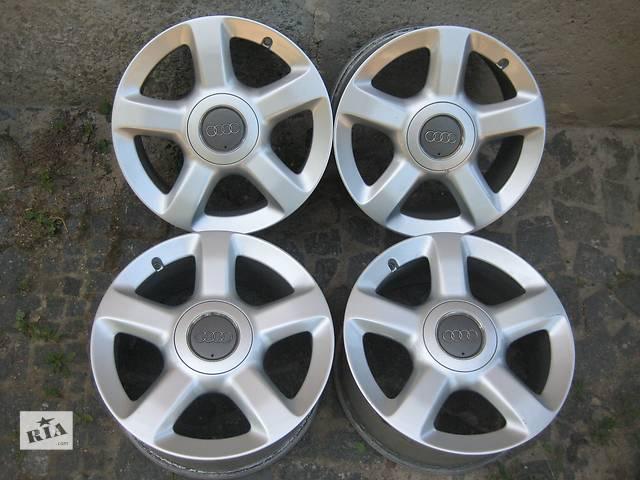 бу Б/у л/с диски для легкового авто Audi A4,orig/Audi,R17,7,5J*17,5*112,ET45,D=57,1 в идеале! в Житомире