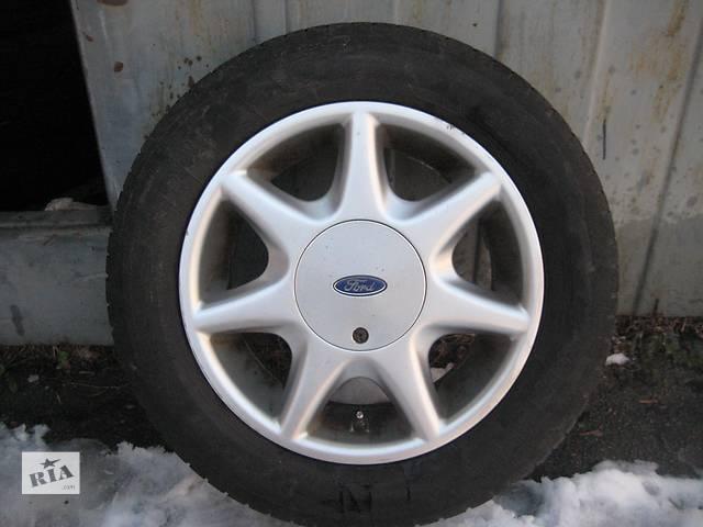 Б/у л/с диски для легкового авто Ford Fusion,orig.Ford,R15,6J*15,4*108,ET40,D=63,3- объявление о продаже  в Житомире