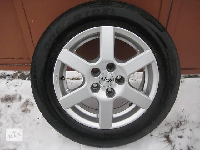 "продам Б/у л/с диски для легкового авто Ford Transit Connect,""Aluett""(Germany),R15,6,5J*15,5*108,ET38,D=63,3 в идеале!!! бу в Житомире"