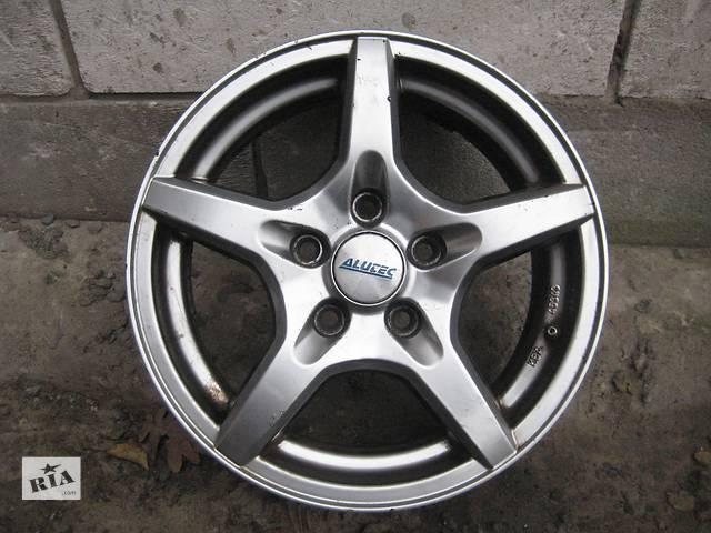 """купить бу Б/у л/с диски для легкового авто Volkswagen Caddy,""""Alutec""""(Germany),R15,6,5J*15, 5*112, ET38,D=57,1 в Житомире"""