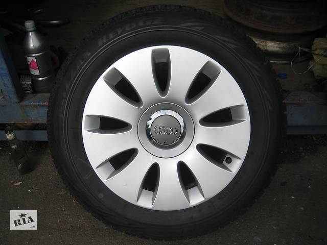 бу Б/у л/спл.диски для легкового авто Audi A6,R16, 7J*16, 5*112, ET35, D=57,1 в идеале!!! в Житомире