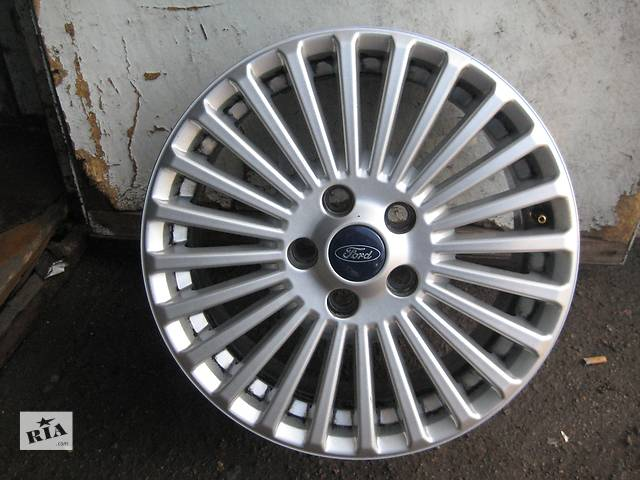 Б/у л/спл.диски для легкового авто Ford C-Max,R16,6,5J*16,5*108,ET50,D=63,3 в идеале!!!- объявление о продаже  в Житомире